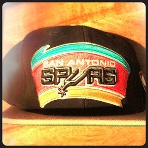 San Antonio Spurs Mitchel & Ness SnapBack